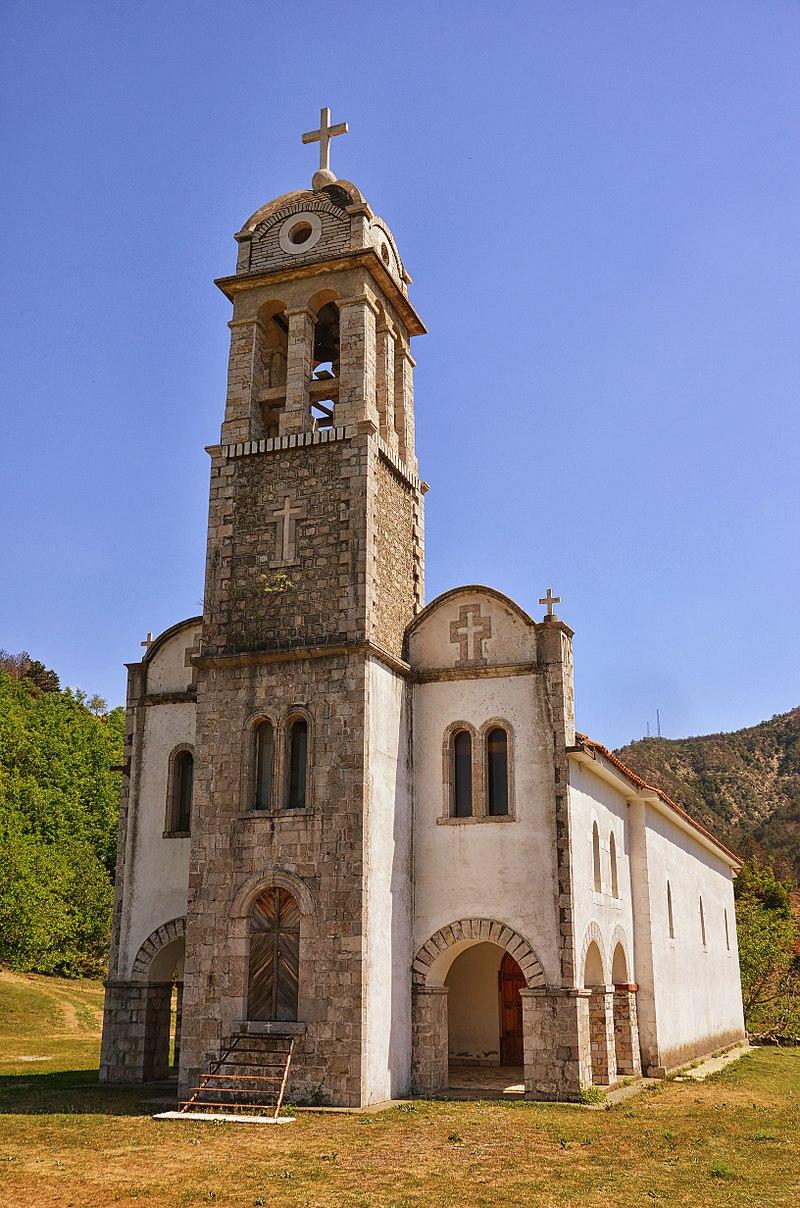 church in Orosh