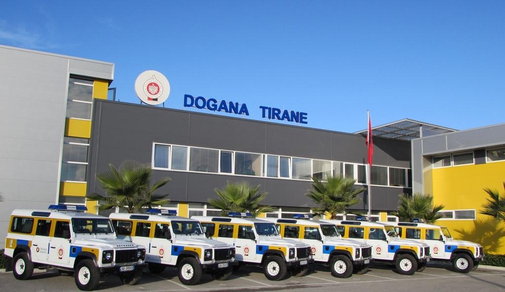 Crown Agents Operationals Vehicles, Tirana, Albania