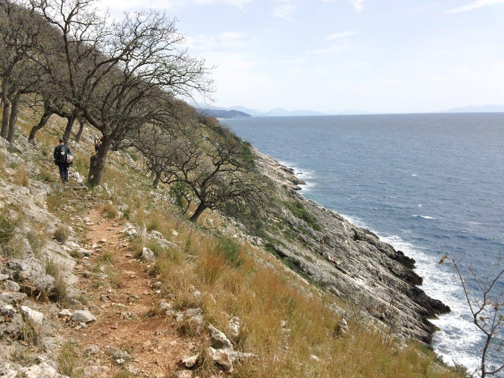karaburun hiking