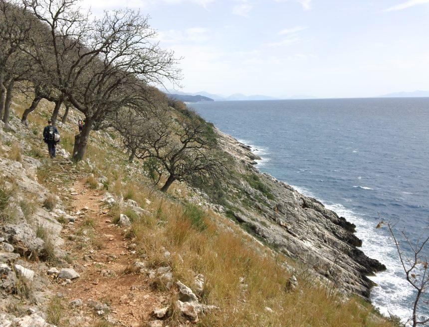 karaburun hiking