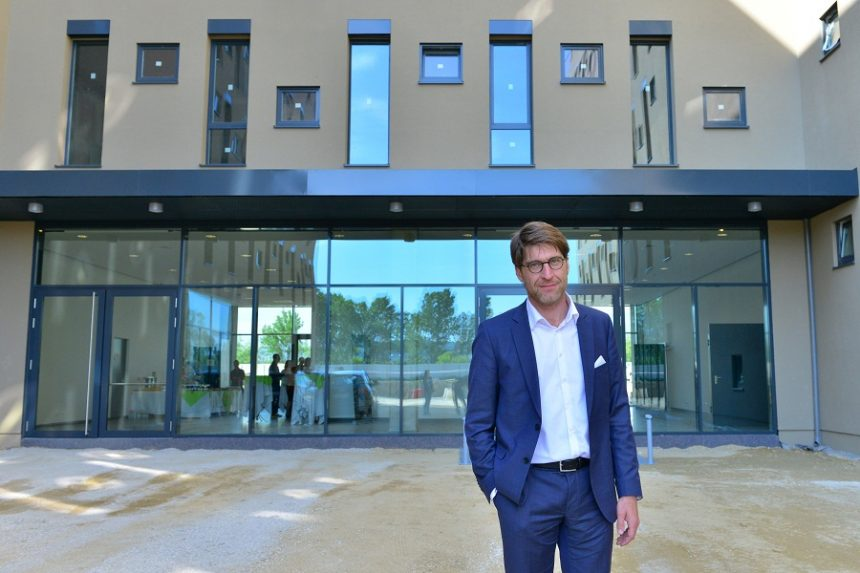 Interview with Michael Ulmer, General Manager of Tirana Business Park