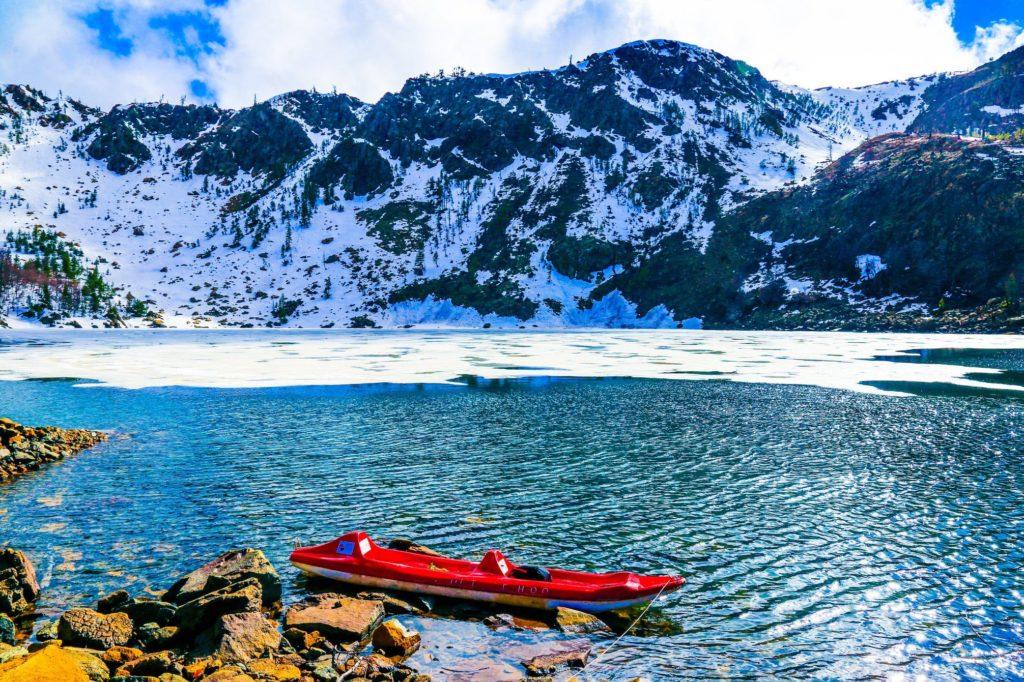 Dibra winter tourism