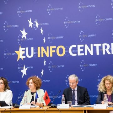 EU to Support Western Balkans Economic Area