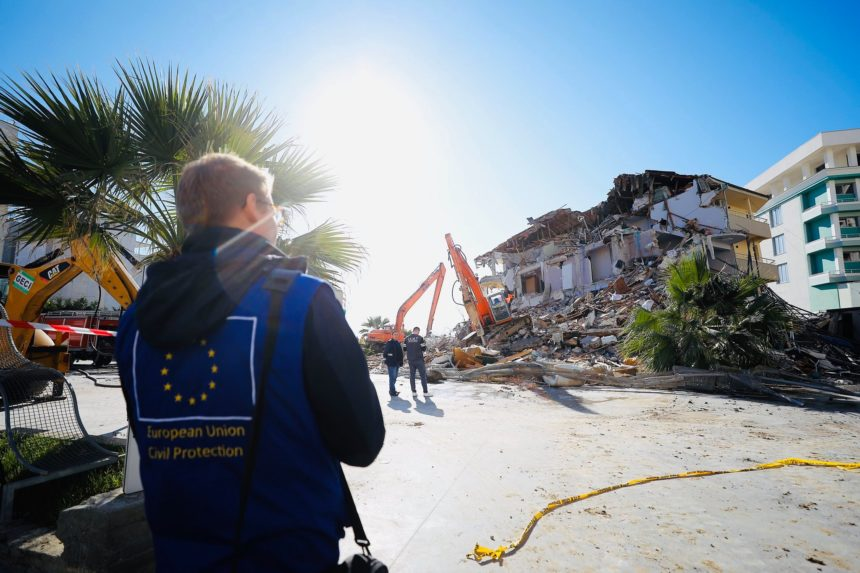 Donors' Conference on Albania Reconstruction set in February