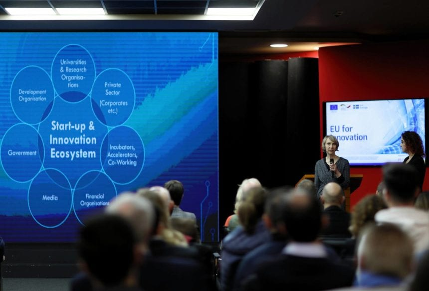 EU Launches Project to Foster Innovation Ecosystem in Albania