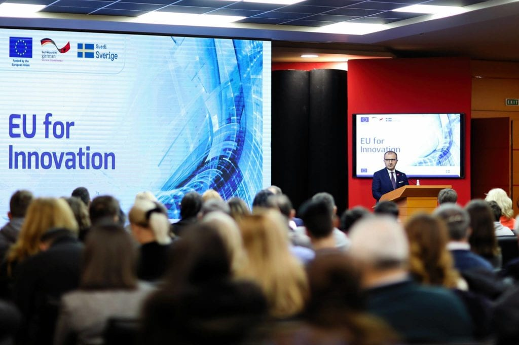 EU for Innovation in Albania