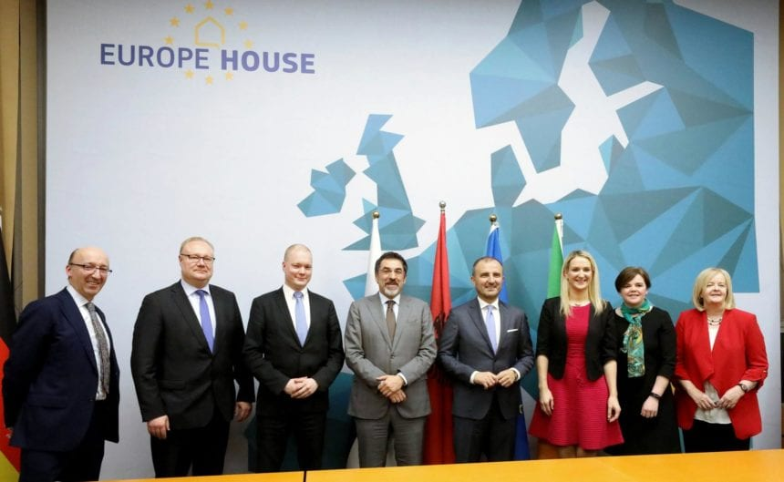 EU Launches €5mln Program to Scale Up Albania's Food Safety
