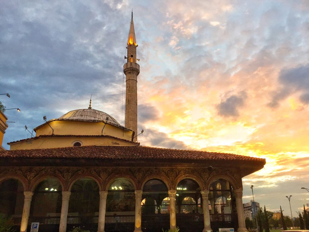 Et'hem Beu Mosque in Tirana