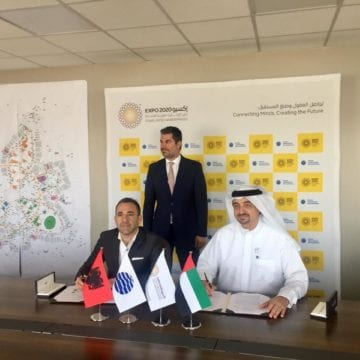 Albania part of EXPO Dubai 2020