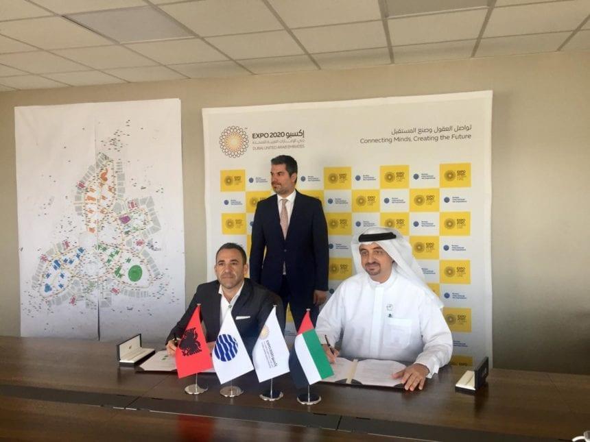 Albania part of EXPO Dubai 2020