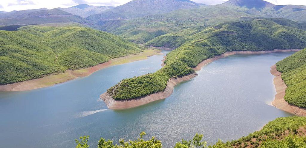 Fierza Lake Kukes