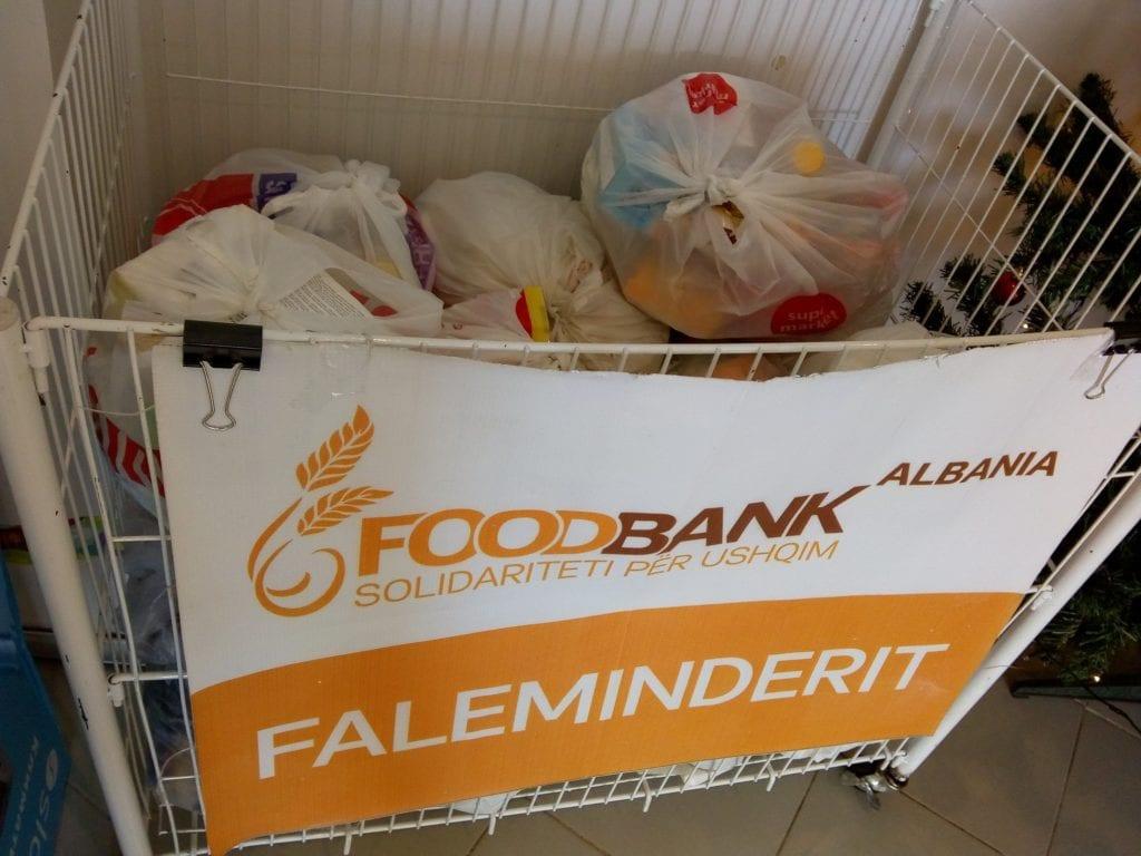 Food Bank Albania