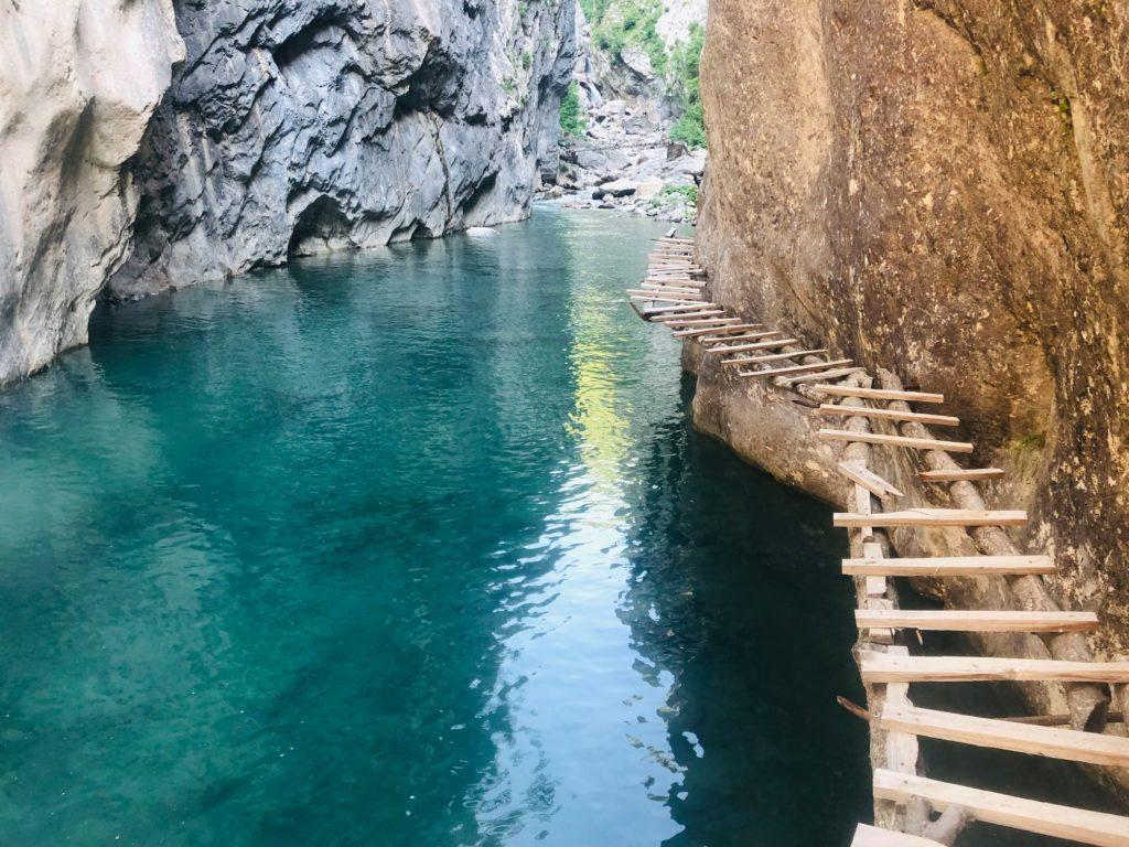 Gashi River Albania
