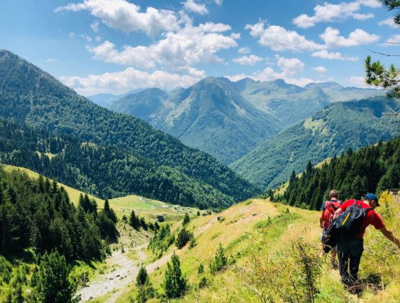 Albania's Best Fall Hiking Trails in Times of COVID-19