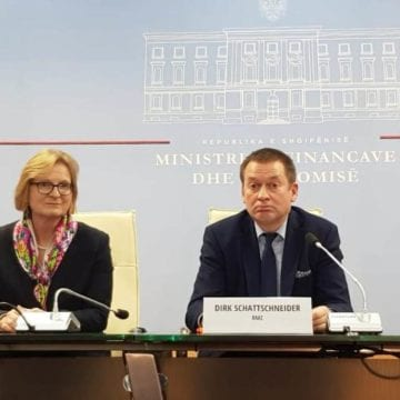 Albania-Germany Sign Record Commitment for Economic Cooperation