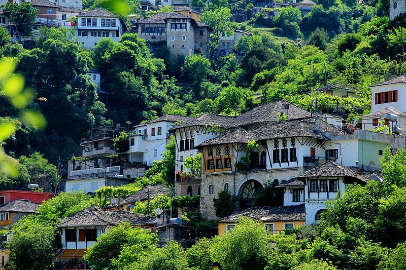 Gjirokastra UNESCO World heritage site