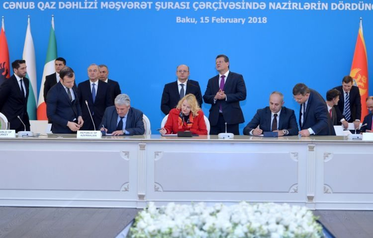 Agreement on IAP Pipeline and Albania's Gasification Achieved