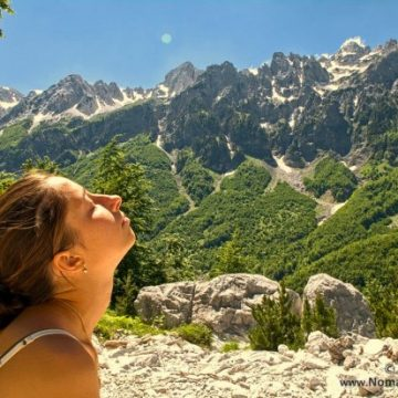 The beauty of the Albanian Alps: Hiking from Valbona to Thethi
