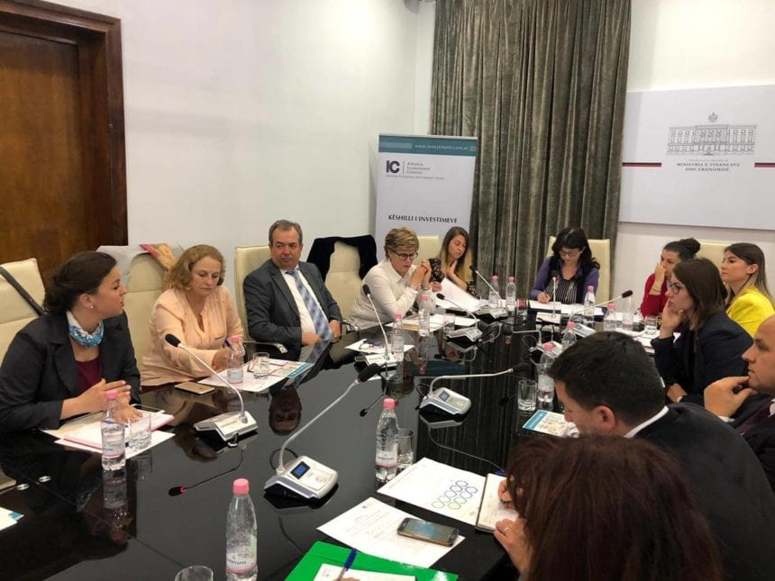 IC Secretariat Discusses Investment Promotion and Legal Security on Property