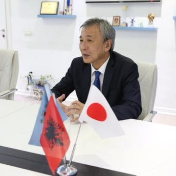 Japan Companies Interested in Investing in Albania