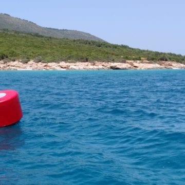 Mooring Buoys to Protect Seafloor Habitat in Karaburun-Sazan
