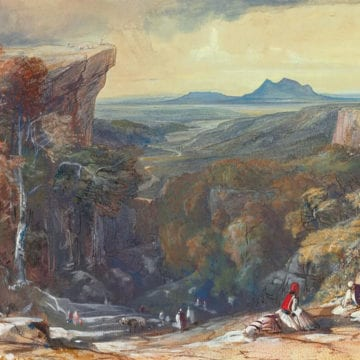 Albania through the Eyes of Edward Lear