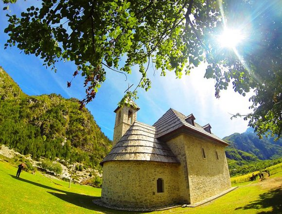 Accursed Mountains among 20 Great Mountain Holidays in Europe, the Guardian Says