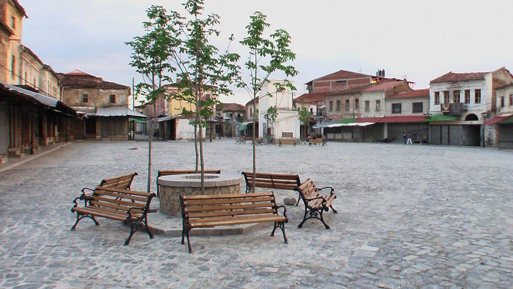Korca Bazaar