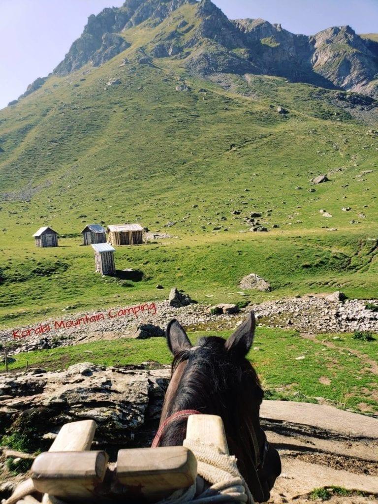 Korab Mountain Camping