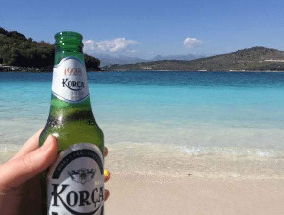 beer Korca