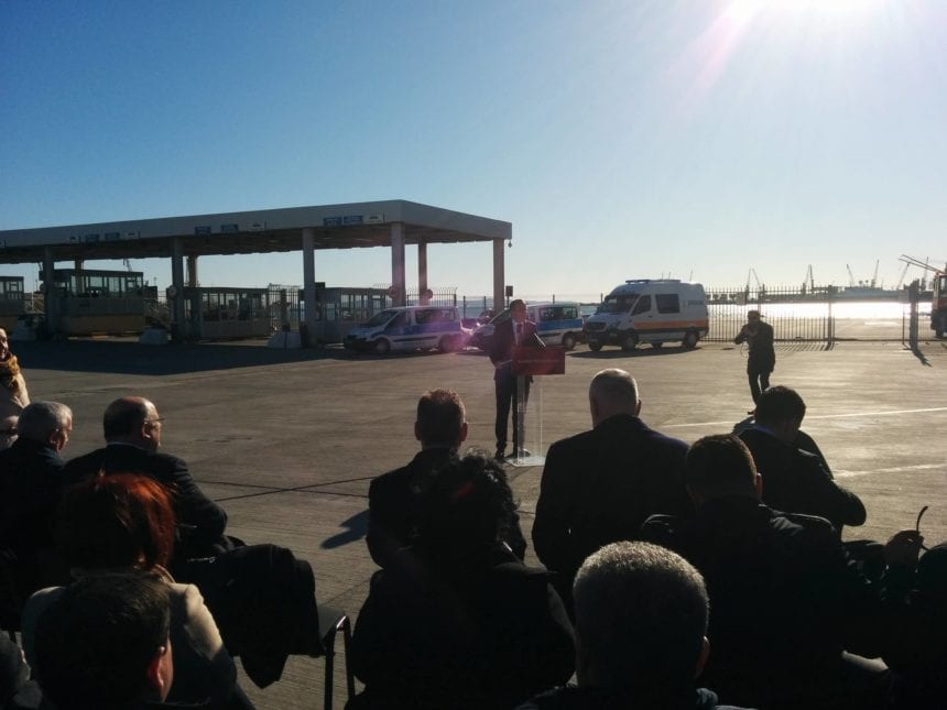 Kosovo Customs Office Inaugurated at Durresi Port