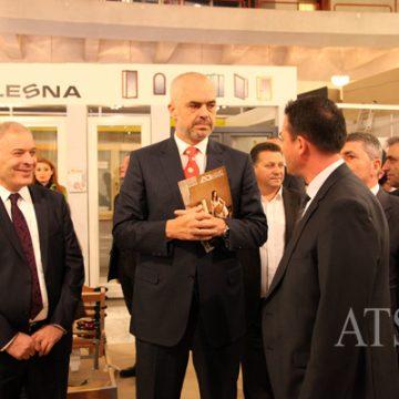 'Albania 2015' Joinery international fair takes place in Tirana capital