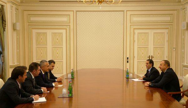 Ilir Meta visits Azerbaijan: Stirring cooperation in oil field and education with Azerbaijan