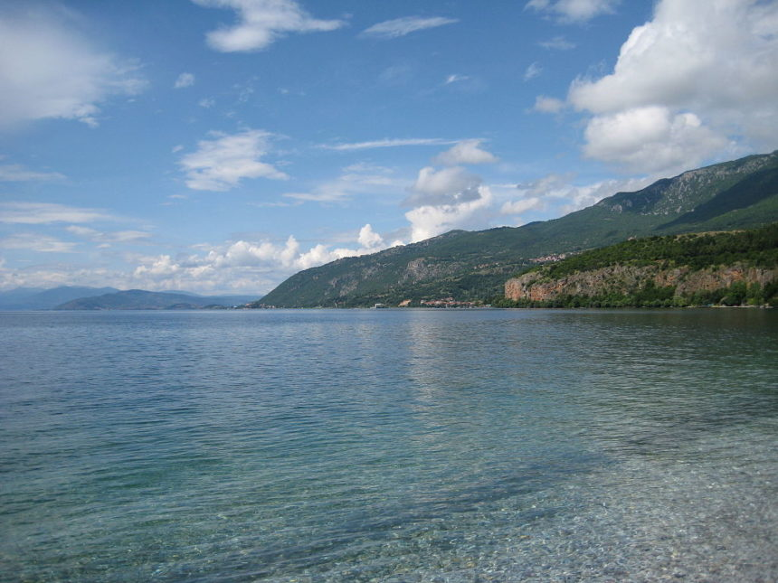 Lake Ohrid Threatened by Pollution and Illegal Fish-Farming