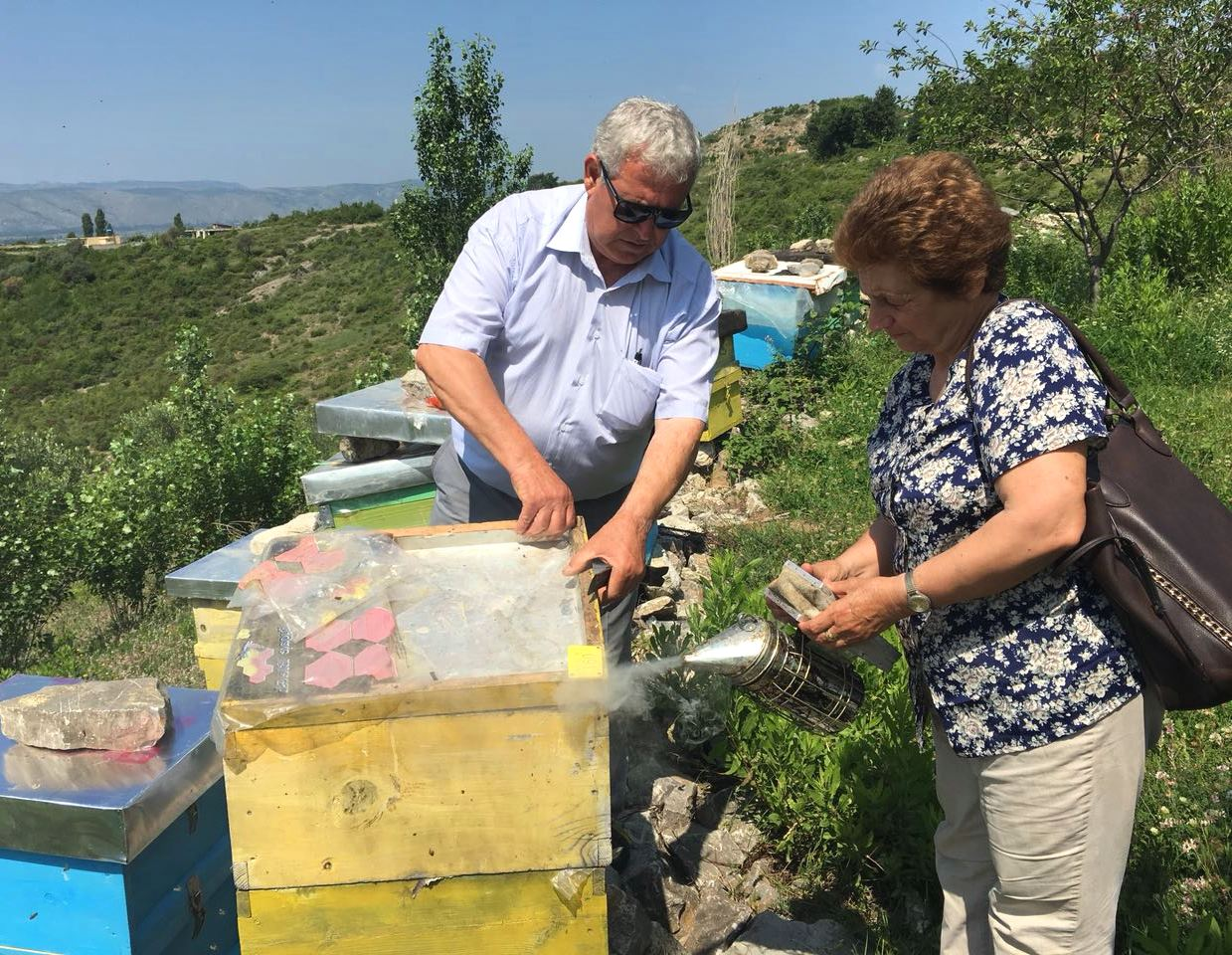Honey Trail Albania