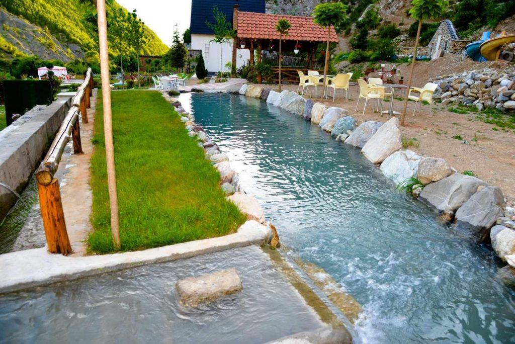 Thermal Springs Peshkopi