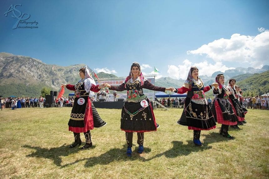 Intangible Cultural Heritage Expands with Xhubleta, Tropoja Dance and more