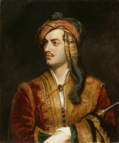 Lord Byron on Albanian Dress