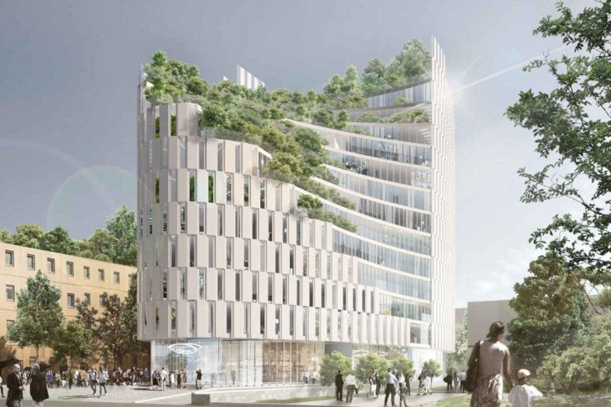 Tirana to Get New Mix-Use Luxury Tower