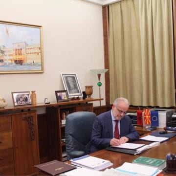 Albanian becomes Official Language in Macedonia