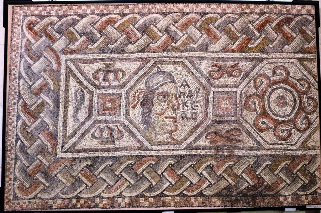 Mesaplik Mosaic
