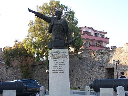 mujo ulqinaku memorial