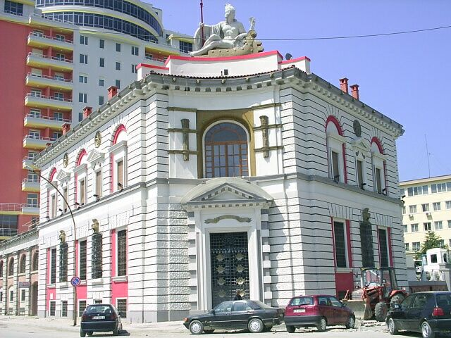 national trade bank, durres