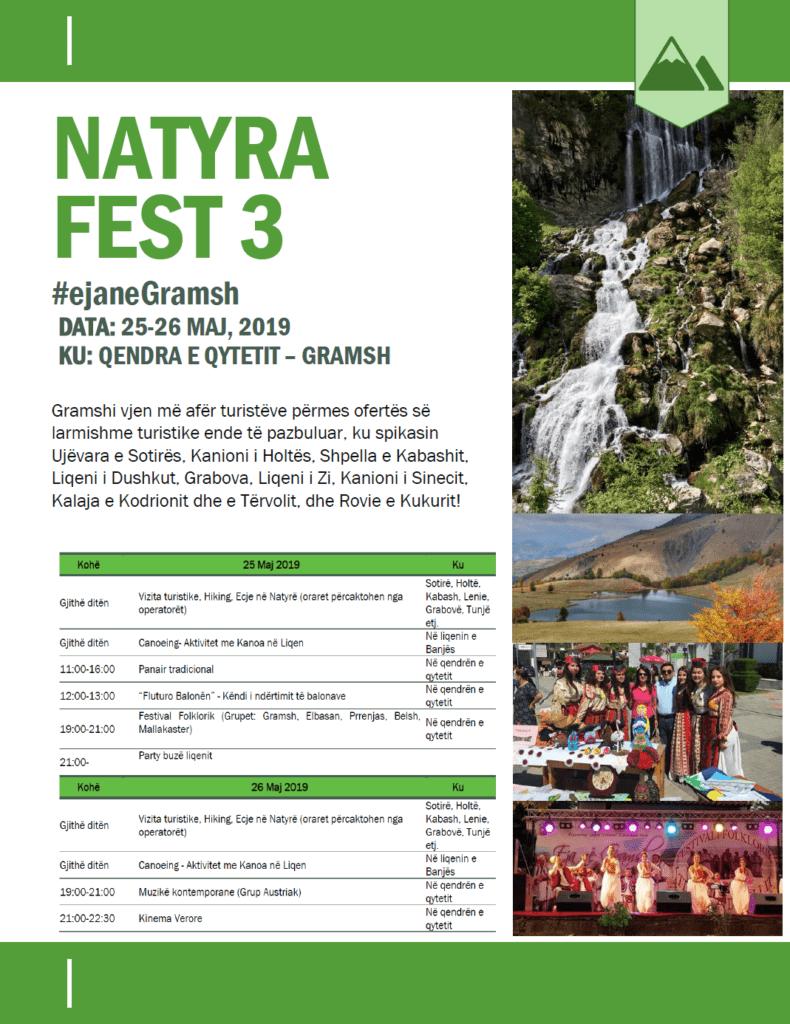 Natyra Fest Gramsh