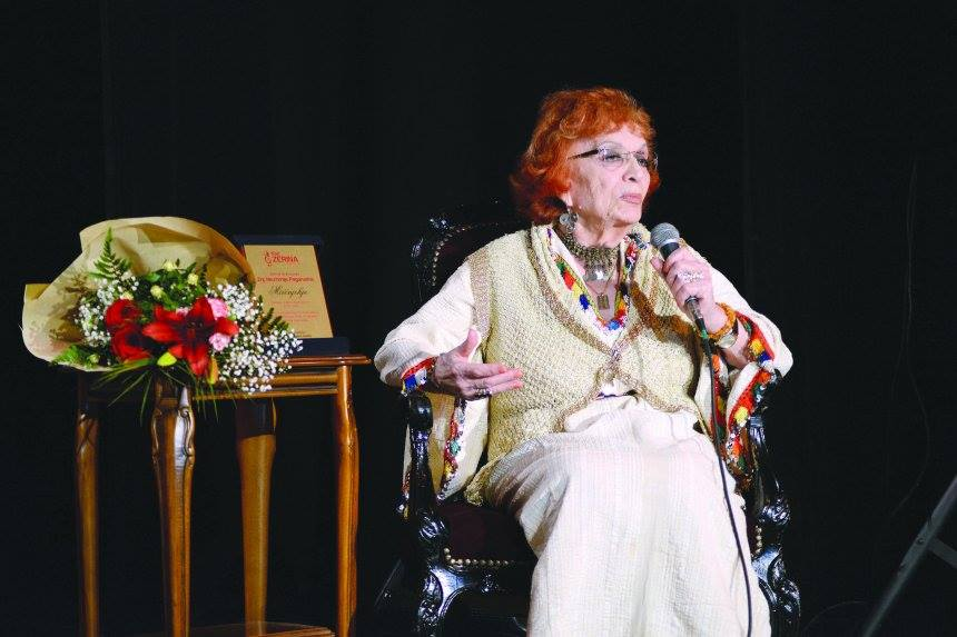 Albanian Music Legend Nexhmije Pagarusha Dies Aged 86