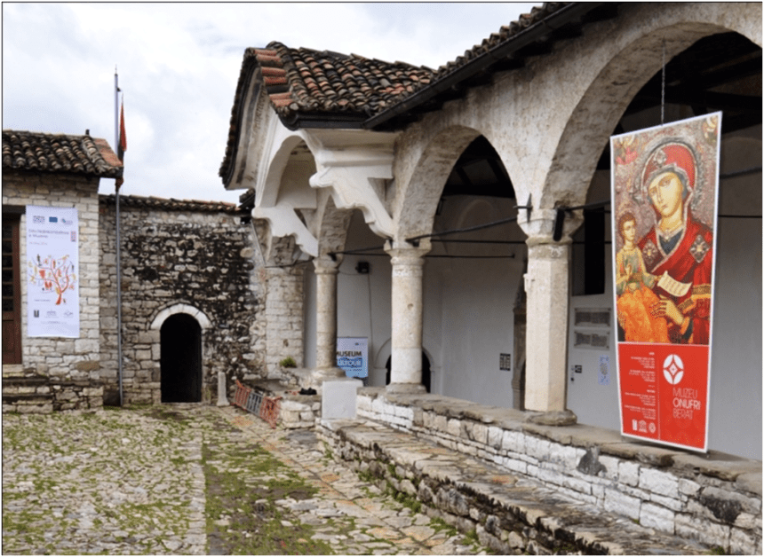 Onufri Museum Sets Standard in Digital Visiting Experiences