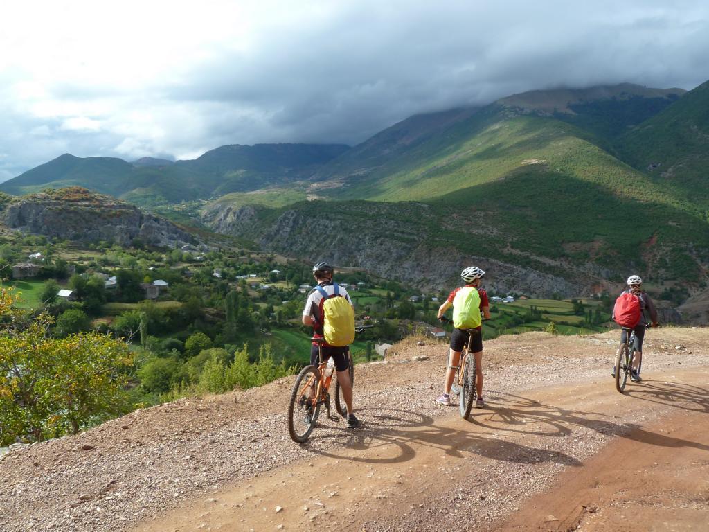 mountain biking tours albania