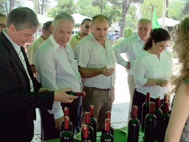 Bio products fair held in Tirana
