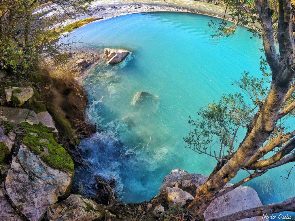Thermal Baths in Benje Permet