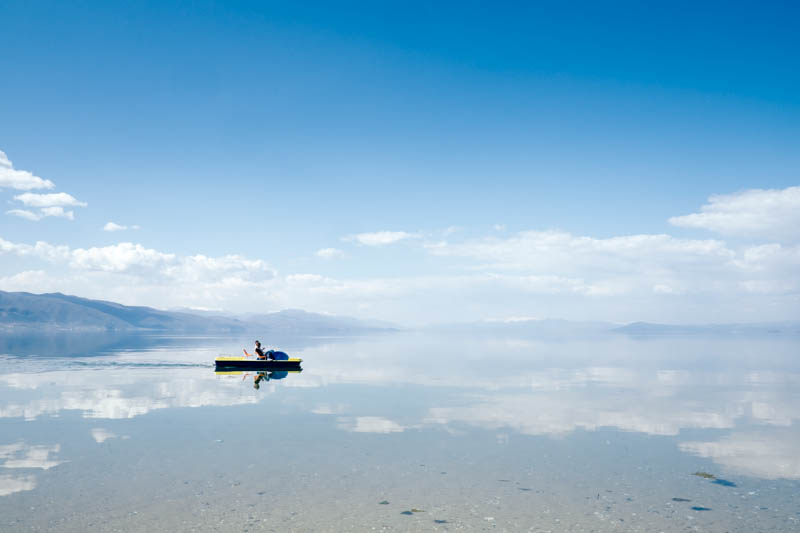 Ohrid Lake Pogradec